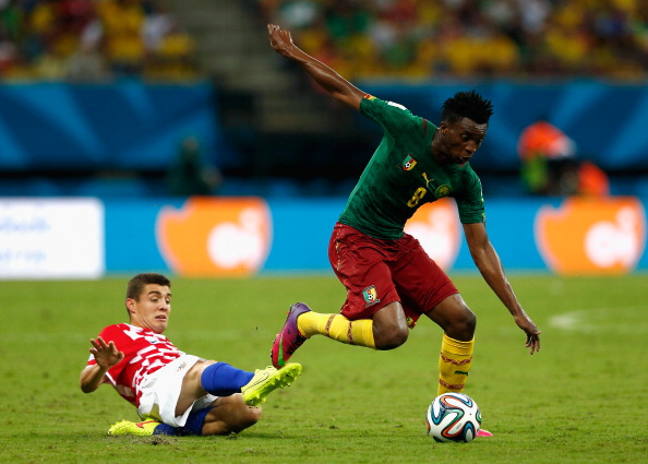 Allegations of match-fixing have surrounded the Cameroon national football team ©Getty Images