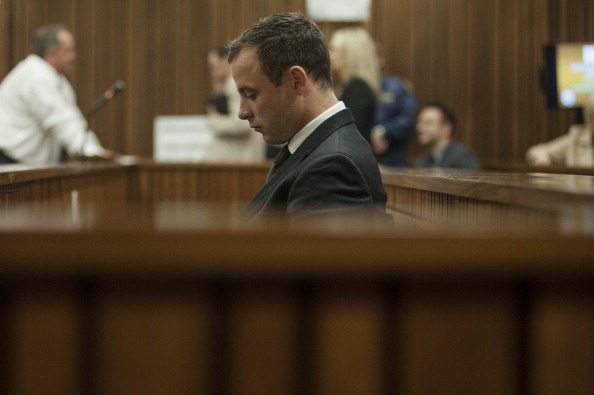 Arguments over whether neighbours could have heard the screams of Oscar Pistorius' girlfriend Reeva Steenkamp have been heard ©Getty Images