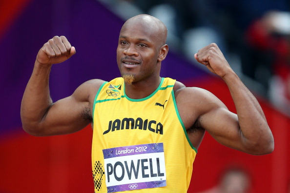 "Asafa Powell wrote on Twitter that ""justice has been served"" ©Getty Images"