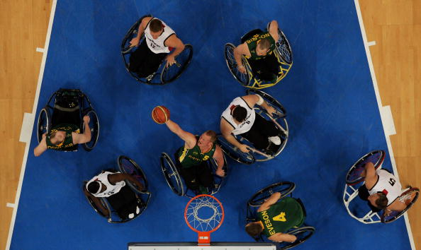Australia will be looking to repeat the form they showed in winning the gold medal at the Beijing 2008 Paralympics ©Getty Images