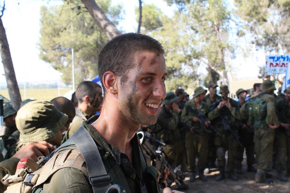Bar Rahav has been killed in combat in Gaza ©Facebook