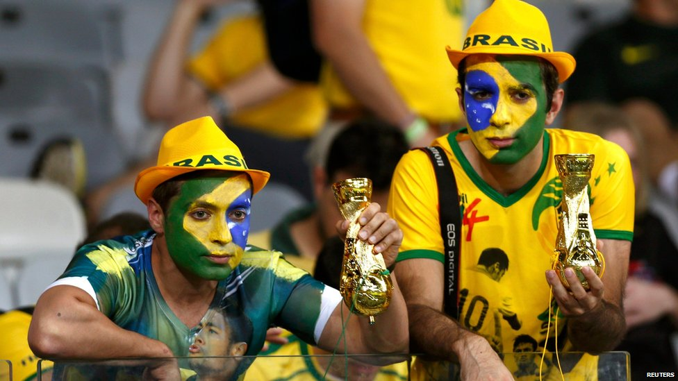 IOC President Thomas Bach believes Brazil's defeat in the FIFA World Cup will not harm popular opinion ahead of Rio 2016 ©AFP/Getty Images