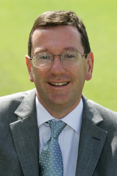 Brian Havill has been appointed acting chief executive of the England and Wales Cricket Board ©Getty Images