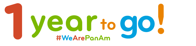 Celebrations are underway for the one year to go countdown until the Toronto 2015 Pan American Games ©Toronto 2015