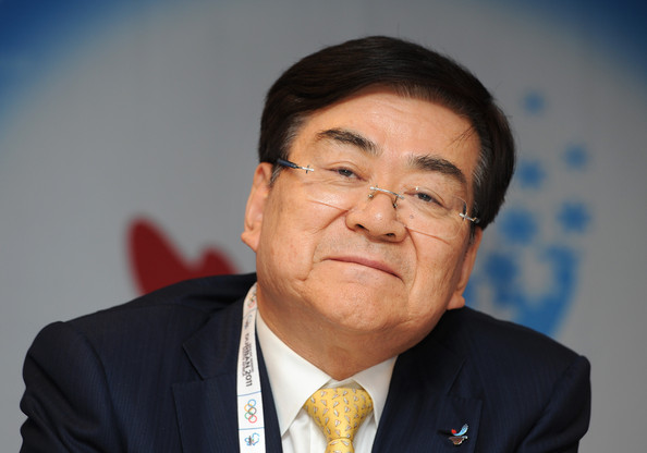 Cho Yang-ho is set to return to Pyeongchang 2018 as head of the Organising Committee ©AFP/Getty Images