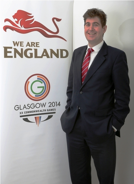 Adam Paker joined the CGE in 2011 as the organisation began building up to the Glasgow 2014 Commonwealth Games ©CGE