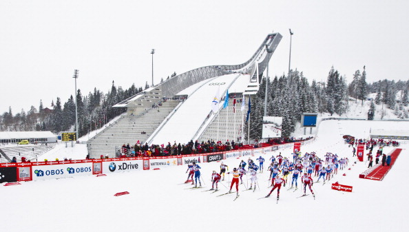 Eli Grimsby is attempting to convince the public that an Oslo Games will be on a different scale to Sochi 2014 ©AFP/Getty Images