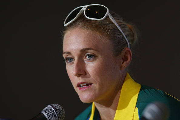 Eric Hollingsworth has been suspended after criticising team captain Sally Pearson ©Getty Images