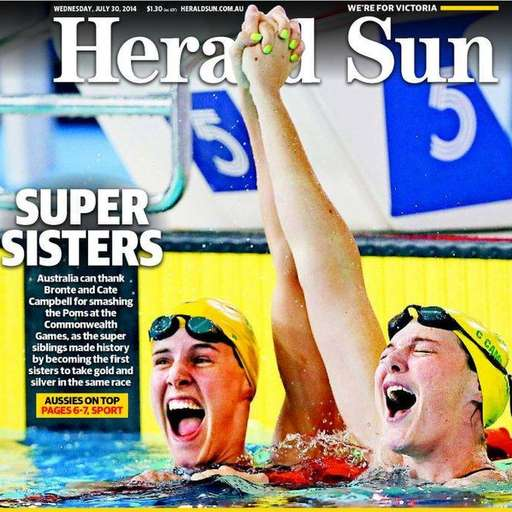 The Herald Sun Newspaper ©Herald Sun
