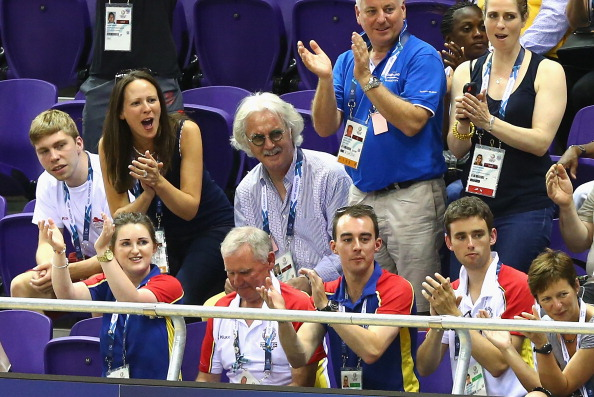 Billy Connolly at the Velodrome
