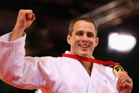 Euan Burton was the pick of the bunch as Scotland dominated in the final judo session of the Commonwealth Games ©Getty Images