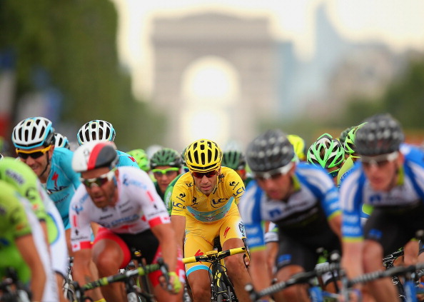 More than 50 million people tuned in to Eurosport's coverage of this year's Tour de France ©Getty Images