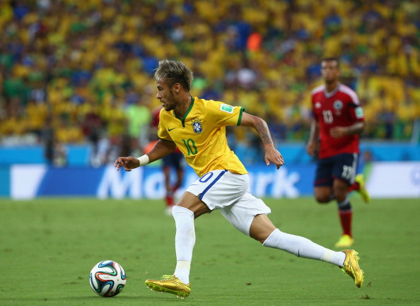 Neymar could yet feature for Brazil at the Rio 2016 Olympics ©Getty Images