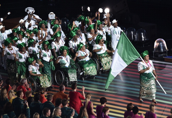 Nigeria are partnering with the army to increase their sporting success ©AFP/Getty Images