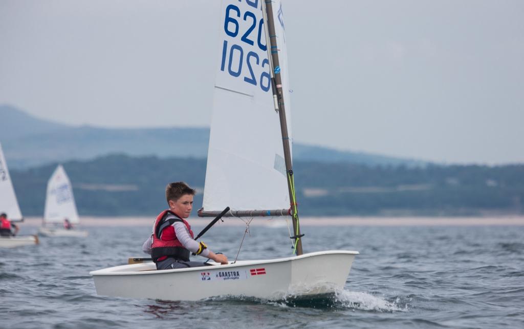Pwllheli will host the 2015 Optimist European Championships ©Alan Dop Photography