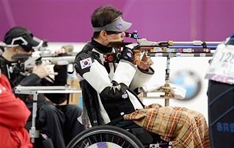 South Korea had another good day at the IPC Shooting World Championships in Suhl ©Getty Images