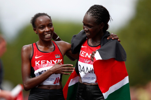 Success on the first day of athletics action for Kenya as they seal two gold medals ©Getty Images
