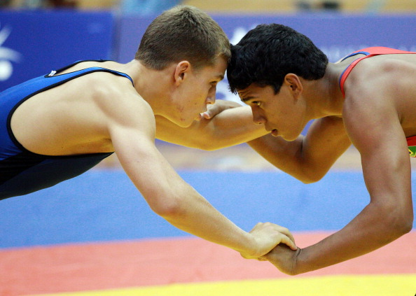 The International Federation of Associated Wrestling Styles has announced the names of the 112 wrestlers who will compete at Nanjing 2014 ©Getty Images