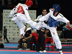 The World Taekwondo Federation has submitted its final application for inclusion in the Tokyo 2020 Paralympic Games ©WTF