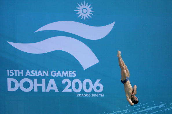 The programme will run during the Swimming World Championships in Doha, Qatar, at the Hamad Aquatic Centre, home of aquatic events during the 2006 Asian Games ©Getty Images