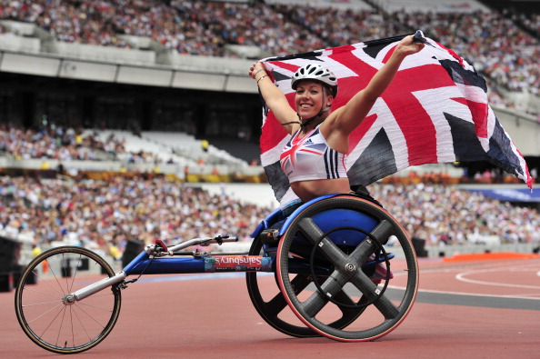 Hannah Cockroft has warned that better school sport for disabled children is desperately needed ©Getty Images