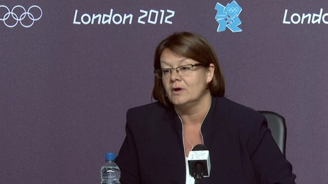 Jackie Brock-Doyle, the former director of communications and public affairs, has been brought in by Glasgow 2014 ©Getty Images