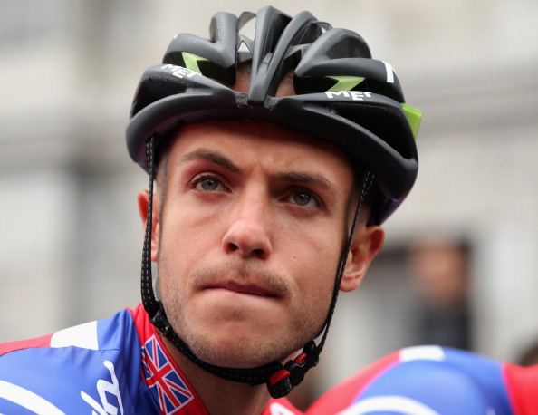 Jonathan Tiernan-Locke has been handed a two year ban after discrepancies were found in his biological passport ©Getty Images