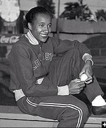 London 1948 Olympic high jump champion Alice Coachman-Davis has died aged 90 in South Georgia ©Twitter
