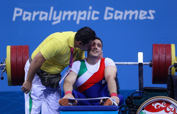 London 2012 silver medal winner Roohallah Rostami has been stripped of his medal after failing a drugs test ©Getty Images