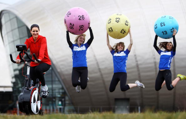 Lottery grant payments by UK Sport have increased by 75 per cent on the previous 12 months ©Getty Images