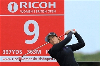 Michelle Wie is gearing up to add a second major win at this week's Women's British Open ©Getty Images