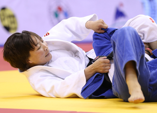 Mongolia secured two gold medals on day one of the Ulaanbaatar Judo Grand Prix ©IJF