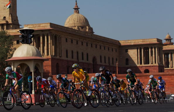 New Delhi hosted the 2010 Commonwealth Games, as well as the 1951 and 1982 editions of the Asian Games ©Getty Images