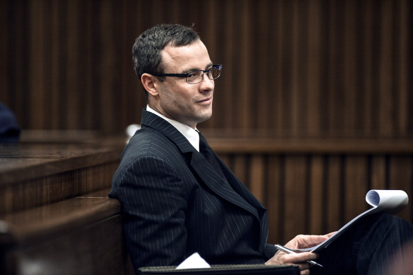 Oscar Pistorius is a suicide risk according to a psychologist's report ©AFP/Getty Images