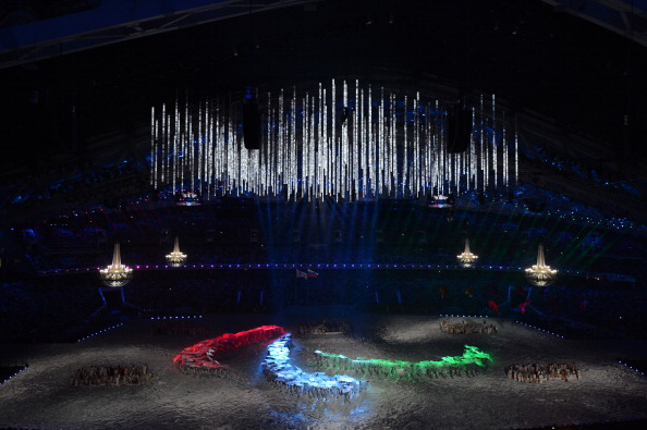 The Sochi 2014 Paralympic Games attracted a record global television audience ©AFP/Getty Images