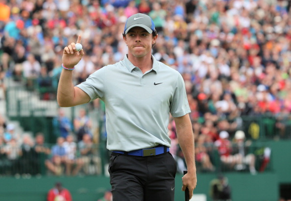 Rory McIlroy moved a step closer to a maiden British Open triumph with another superb round ©Getty Images