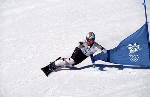 Ross Rebagliati was briefly stripped of his Nagano 1998 gold medal for testing positive for cannabis ©Getty Images