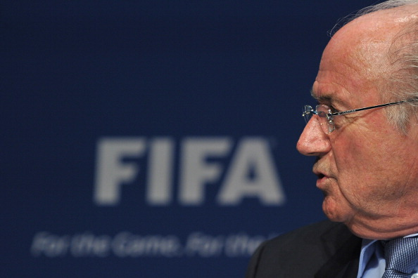 Joseph Blatter is widely expected to run for a fifth term as FIFA President ©Getty Images