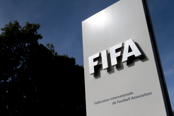 Set out over 30 pages, the regulations detail the process behind the election of FIFA's President in May next year ©AFP/Getty Images