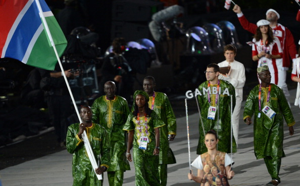 The IOC have requested a meeting with the Gambian Government to help establish a working relationship ©Getty Images