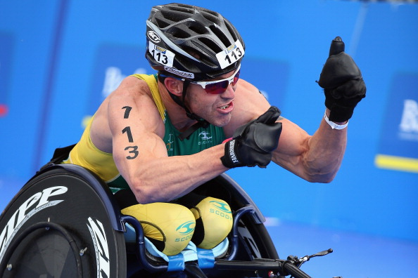 The ITU has announced three of the six medal events for the 2016 Paralympic Games in Rio ©Getty Images