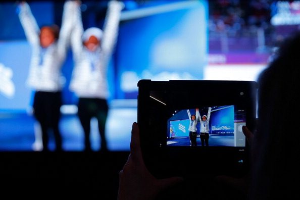 The Ministry hopes the task force's work will help show off South Korea's technology know-how ©Getty Images for USOC