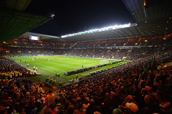 The Opening Ceremony will take place at iconic football stadium Celtic Park, the home of Glasgow Celtic ©Getty Images