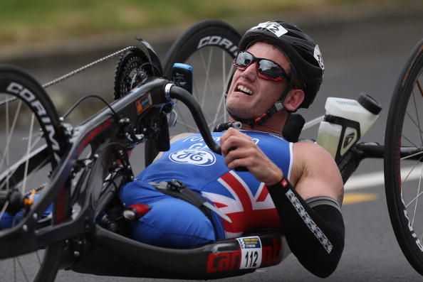 The PT4, or wheelchair, medal event has been added for both men and women for Rio 2016 as the ITU a begins to announce the events for Rio 2016 ©Getty Images