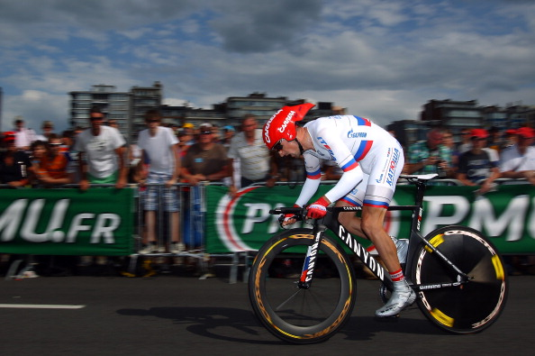 The UCI has been criticised for failing to publicise the suspension handed to Denis Menchov ©Getty Images