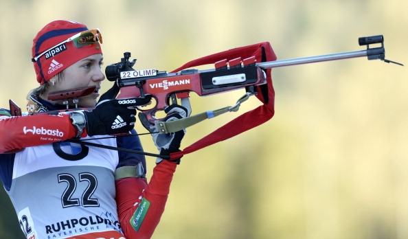 The ban follows the one handed to fellow Russian Irina Starykh earlier this week ©AFP/Getty Images