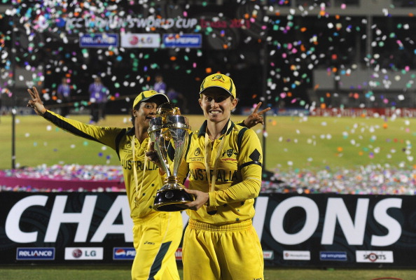 The inaugural event offers an opportunity to qualify for the 2017 World Cup, and to follow in the footsteps of 2013 winners Australia ©Getty Images