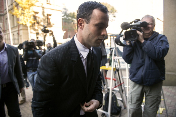 The trial of Oscar Pistorius has been adjourned for a month as both the prosecution and defence prepare their closing arguments ©There are no juries at trials in South Africa, so the athlete's fate will be decided by the judge, assisted by two assessors.