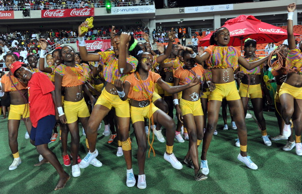 Next year's All African Games in Brazzaville follows the last edition of the event in Mozambique in 2011  ©AFP/Getty Images