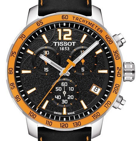 Tissot has launched a special limited edition watch to mark the 2014 FIBA Basketball World Cup ©Tissot